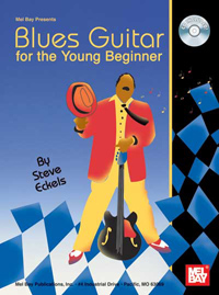 Blues Guitar for the Young Beginner Book/CD Set