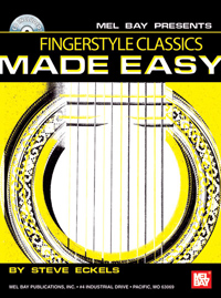 Fingerstyle Classics Made Easy eBook/CD Set